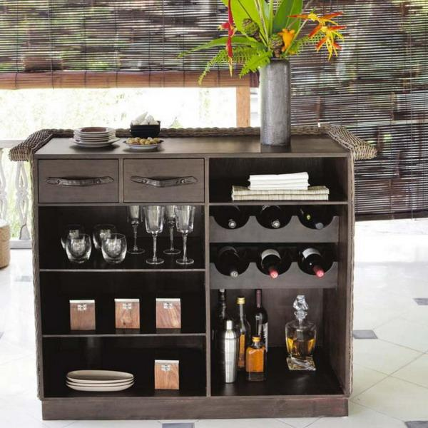 Home Bars Design Ideas: Small Home Bar Ideas And Modern Furniture For Home Bars