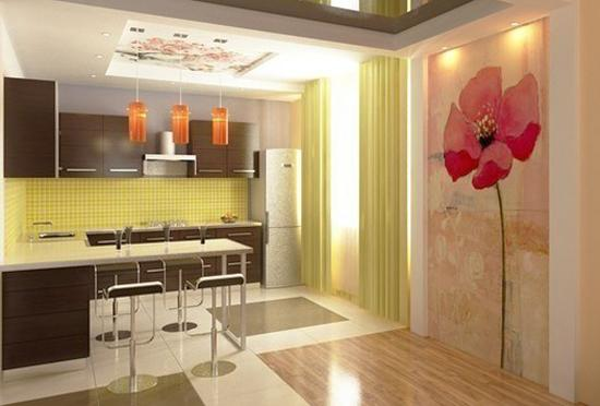 modern kitchen designs photos 21 summer decorating ideas to brighten up modern kitchen decor 7698