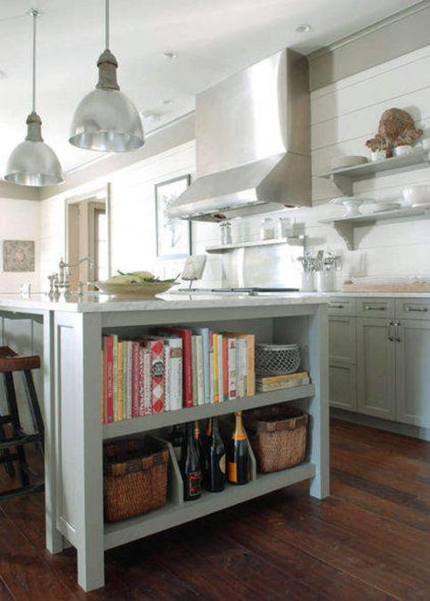 21 summer decorating ideas to brighten up modern kitchen decor for Summer kitchen designs
