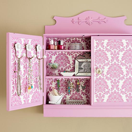 25 Furniture Decoration Ideas Personalizing Shelves and Cabinets
