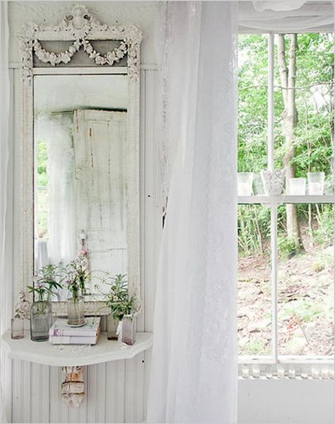 shabby chic ideas for home decorating