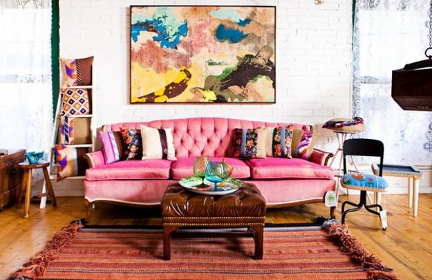 25 Ideas for Modern Interior Decorating with Paintings