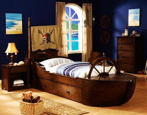 Interesting Boys Kids Bedroom Decorating Ideas