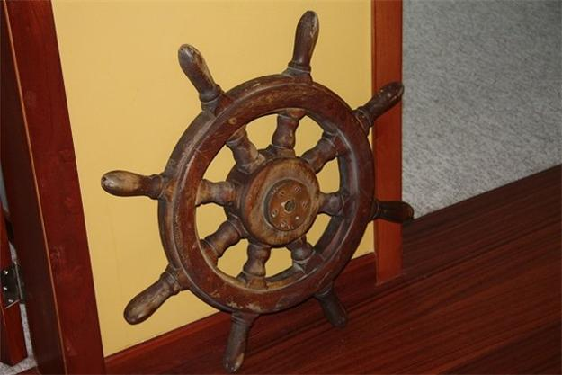 Nautical Decor Ideas Kids Room Decorating With Ship Wheels