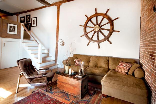 Nautical Decor Ideas Living Room