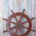 interior decorating with nautical decor accessories ship wheels