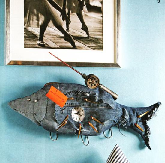 Recycling Old Jeans for Kids Toys and Decorative ...