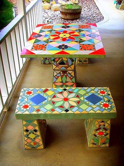 recycling furniture decoration ideas