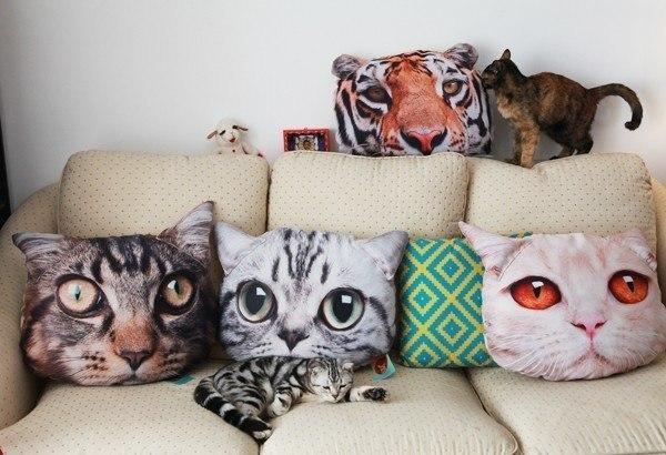 unique decorative pillows adding artistic and original designs to Unusual Decorative Pillows