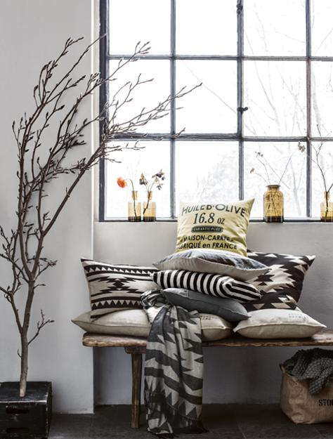 interior decorating with bohemian decor accessories