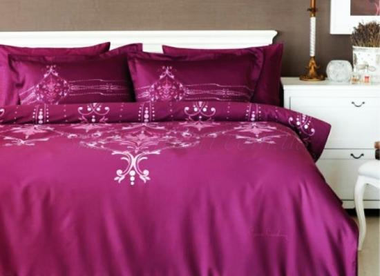Modern Bedding Fabrics Enhancing French Style With Turkish
