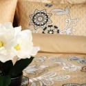 modern bedding fabrics and bedroom decorating ideas