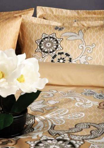 modern bedding fabrics and bedroom decorating ideas