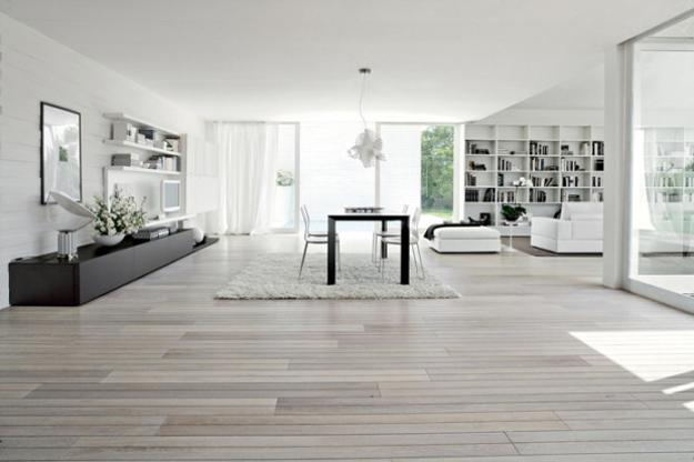 Contemporary Interior Decorating Style Blending Simplicity And Function