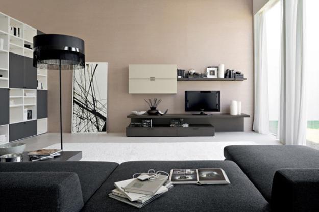 Contemporary Interior Decorating Style Blending Simplicity And