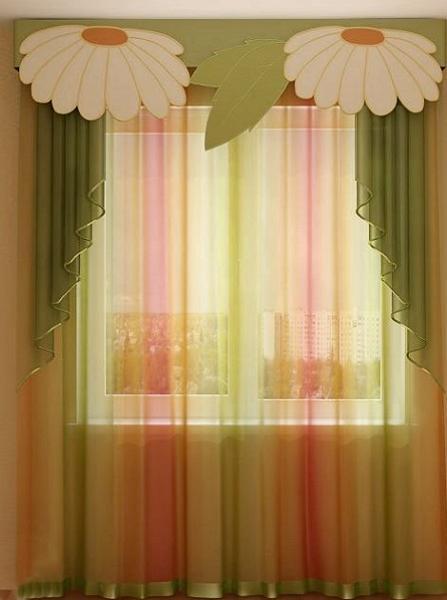 Creative Kitchen Window Treatments Hgtv Pictures Ideas: 33 Creative Window Treatments For Kids Room Decorating