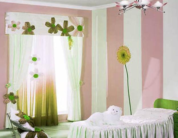 33 Creative Window Treatments For Kids Room Decorating