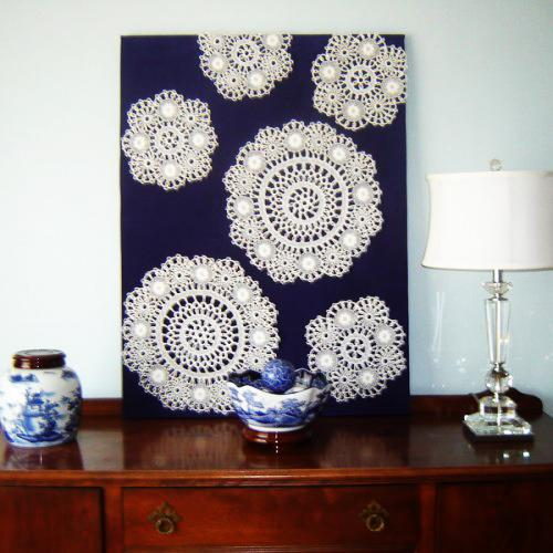 Use 30 Creative Techniques Lace Fabric And Patterns For
