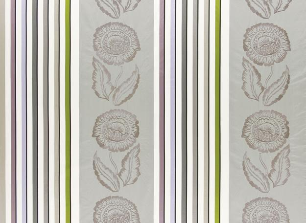 Modern Wallpaper And Home Fabrics Inspired By Central Asian Trends In Home Decorating