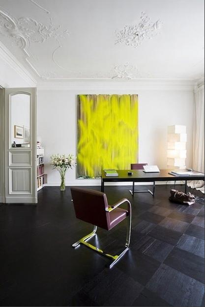 25 ideas for the modern interior design with bright neon for Decor contemporain moderne