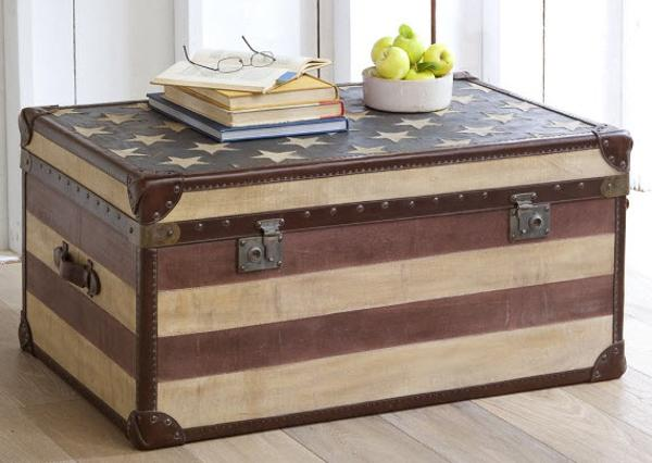 40 Ways To Room Decor With Dressers And Trunks In Vintage