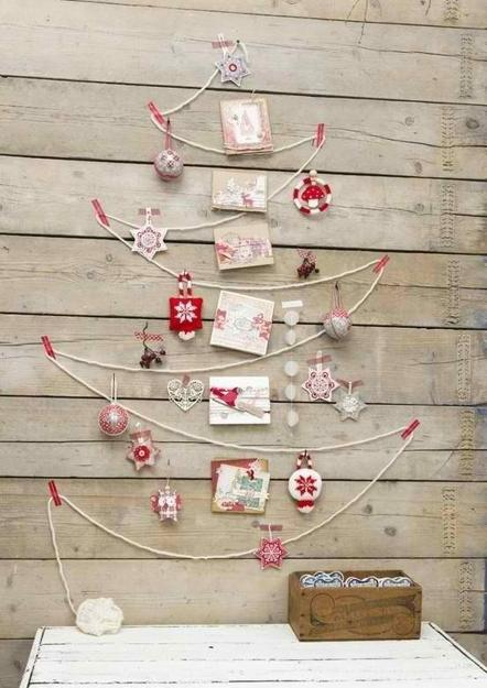 how to decorate cheap home decorations for Christmas