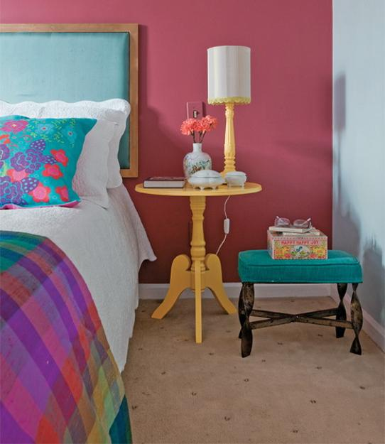 Bright Room Colors: Bright Room Colors And Home Decorating Ideas From Designer