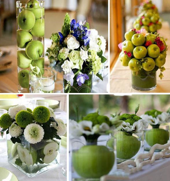 45 modern ideas for eco friendly home decorating with apples Environmentally friendly decorations