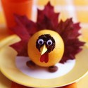 easy make fall decorations, table centerpieces and fall crafts