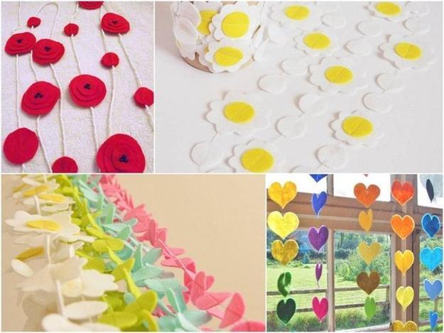 Цветы для детского праздника своими руками 983
