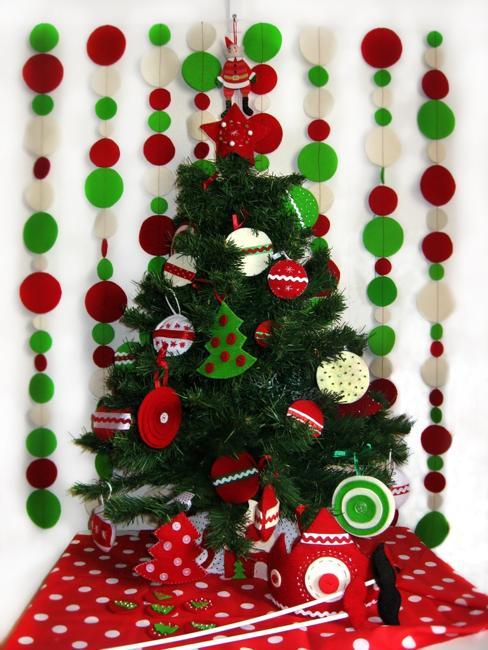 Felt Christmas Stockings To Make