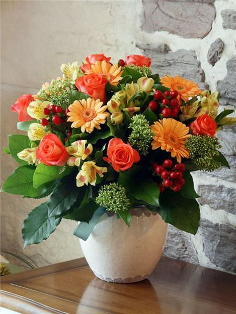 25 Fall Flower Arrangements Thanksgiving Table Centerpieces And Decorations