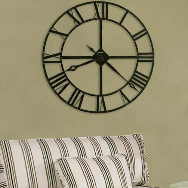 Clock Wall Decor 25 ideas for modern interior decorating with large wall clocks