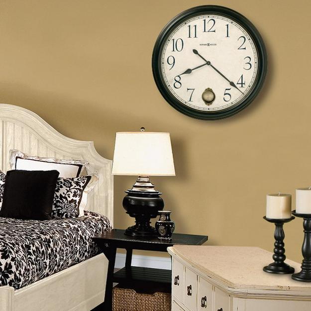 Clock Wall Decor Bedroom
