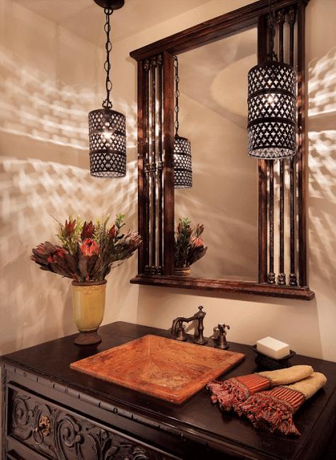 Fashion Inspired Guest Room: Room Decor In Moroccan Style Adding Eclectic Wonders To