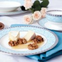 white china tableware and table setting ideas