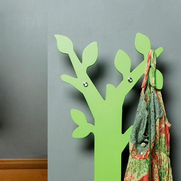 Tree Coat Racks Adding Creative Kids Designs To Interior