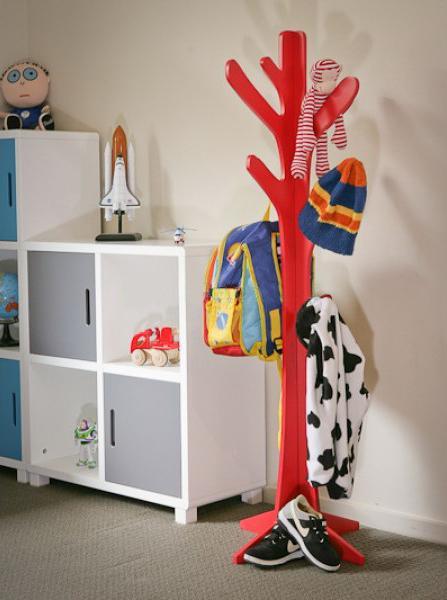 Tree Coat Racks Adding Creative Kids Designs To Interior Decorating In