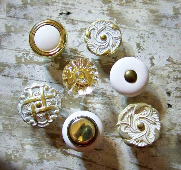 Creative Ways To Refresh Room Decor With Cabinet Knobs