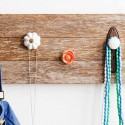 waways to make home decorations with cabinet knobs