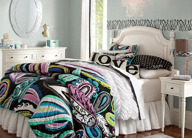 paisley patterns for modern interior decorating - Home Decorating Bedding