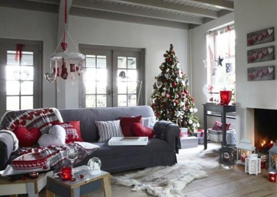 christmas decorations for the living room merry decorating ideas for living rooms and 26835