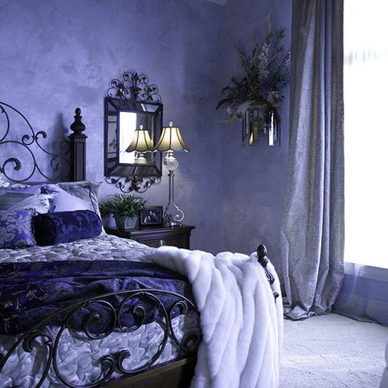 Romantic Bedroom Paint Colors Ideas Concept: Modern Bedroom Colors For Harmonious Room Decorating
