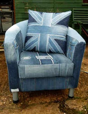 Attrayant Blue Jean Furniture