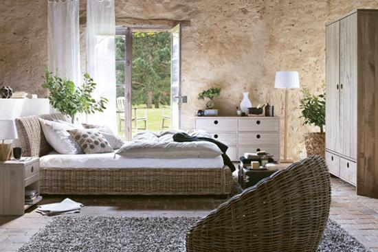 20 modern interior decorating ideas in provencal style - Decoration chambre style campagne ...