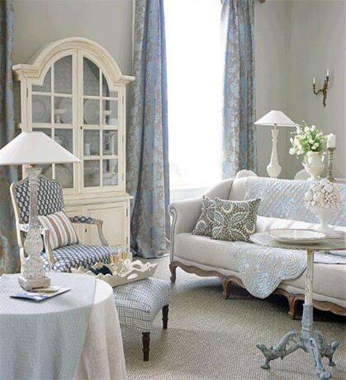 10 Small House Interior Design Solutions: 20 Modern Interior Decorating Ideas In Provencal Style