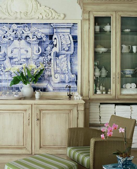 20 modern kitchens and french country home decorating for French provence style homes