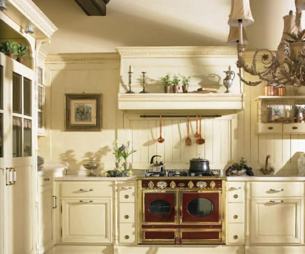 Kitchens Decorated With Coffee Theme