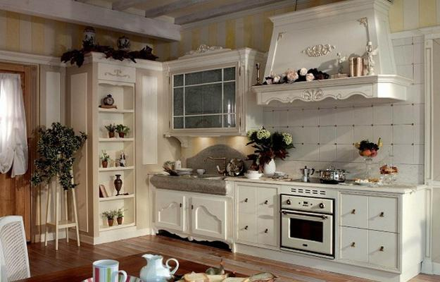 French Country Home Kitchen Decorating Ideas