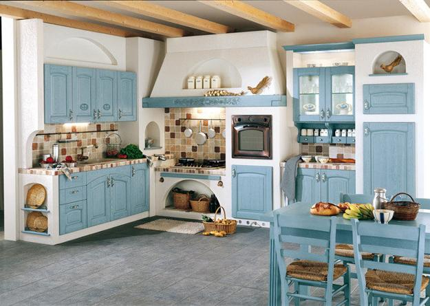 french country home kitchen decorating ideas - Country Home Kitchens